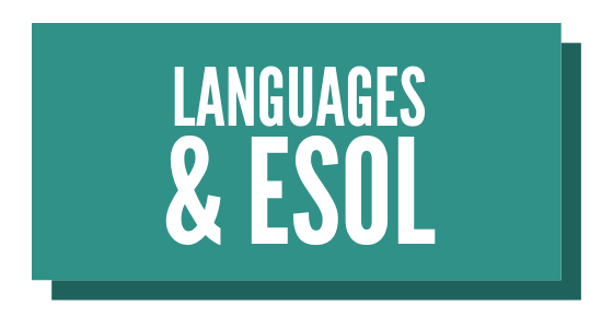 Languages & ESOL Button