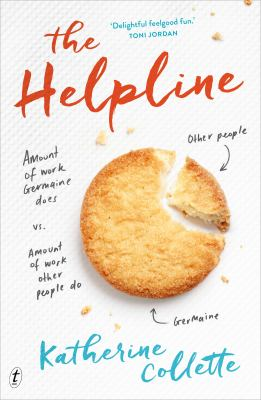 The Helpline cover