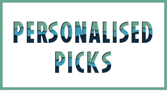Personalised Picks
