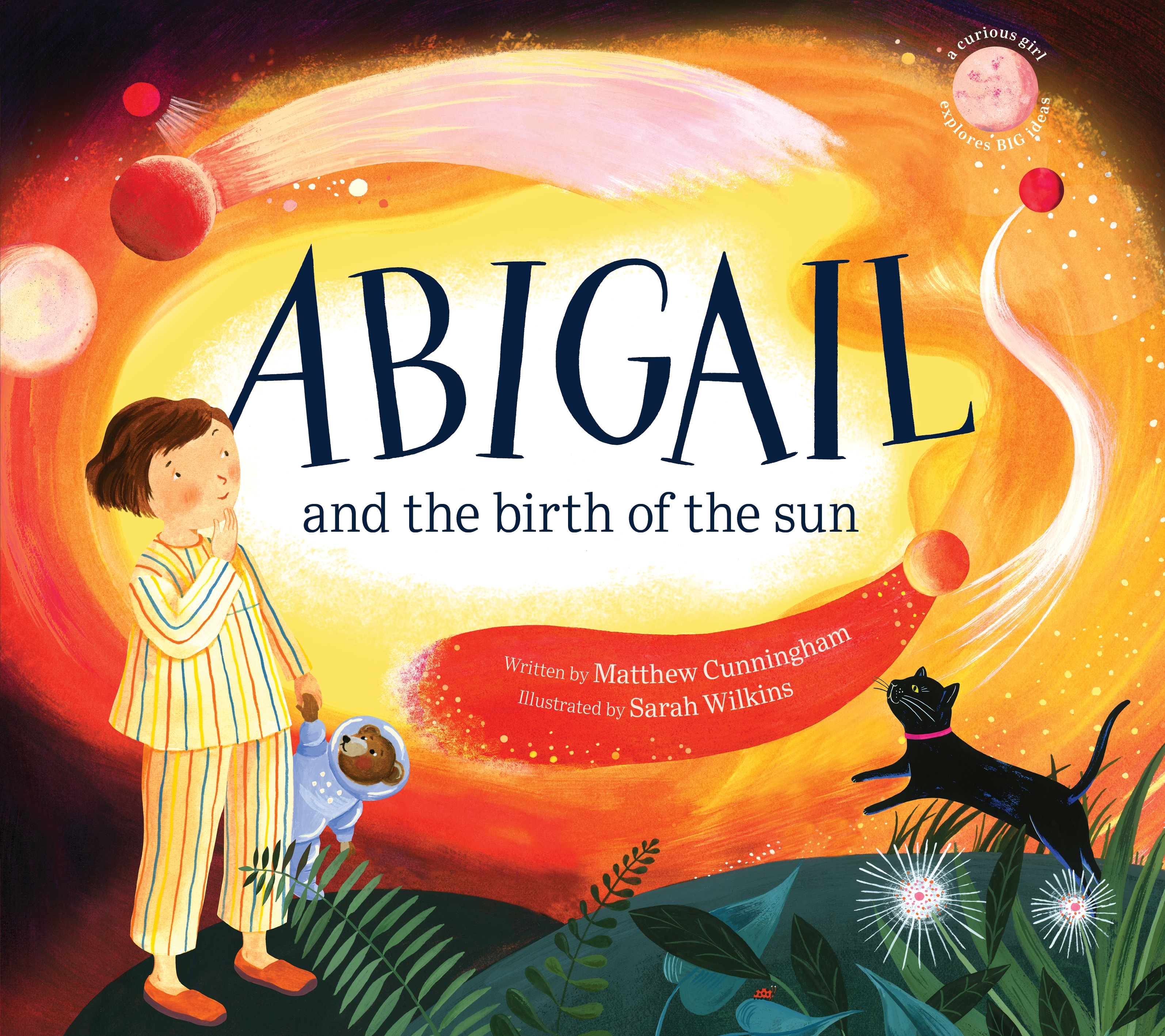 Abigail and the birth of the sun cover