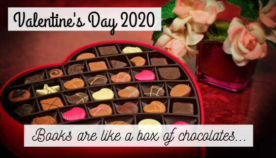 'Flavour Guide' for our Valentine's Day 2020 Recommendations thumbnail image.