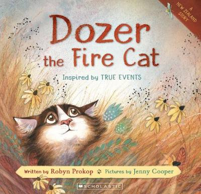 Dozer the cat