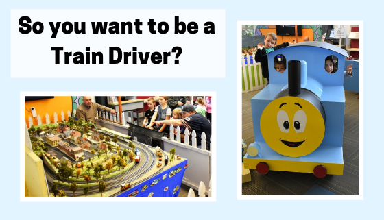 So you want to be a train driver