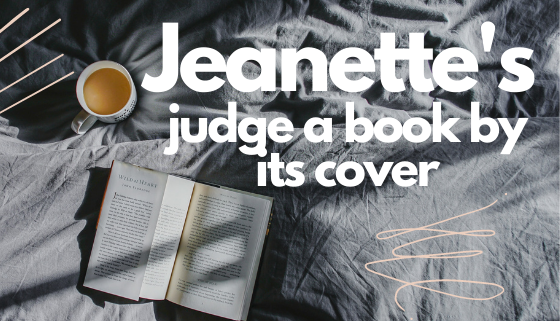 Jeanette's judge a book by it's cover thumbnail image.