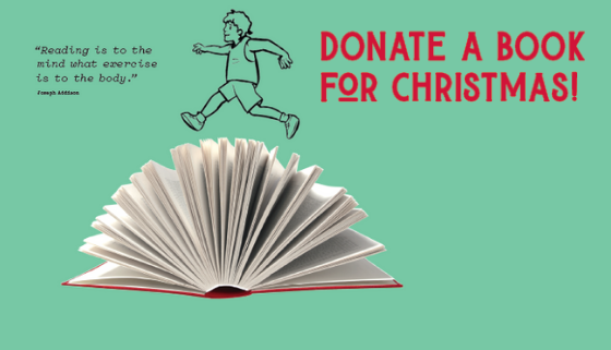 Book Donations Needed thumbnail image.